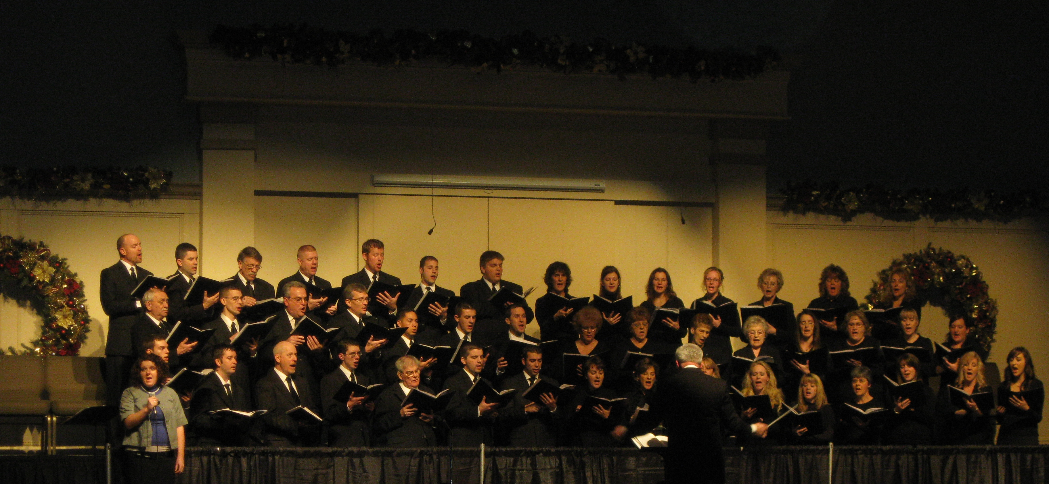 christmas cantata for adults